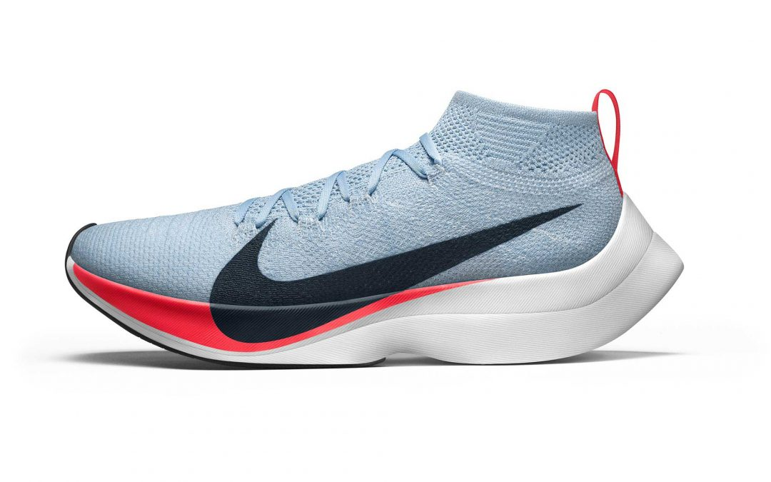 Comment on the Nike Zoom Vaporfly Elite