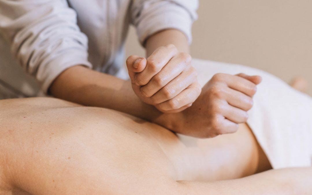 L'importanza del massaggio corporeo nello sportivo e non